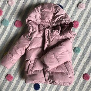 Warm GAP girl jacket 3 years old